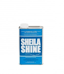 Sheila Shine - Quart Can