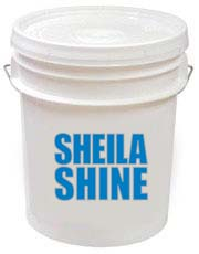Sheila Shine 5 Gallon Pail
