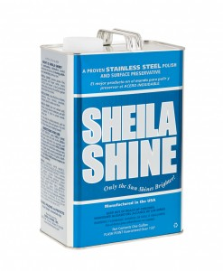 Sheila Shine - 1 Gallon Can