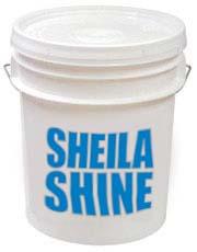 Sheila Shine 5 gallon bucket