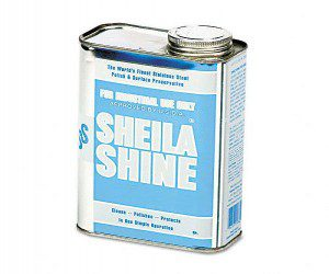 Sheila Shine Cleaner Polish