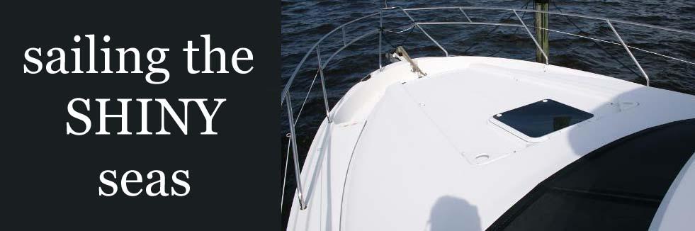 Sailing the shiny seas with Sheila Shine!