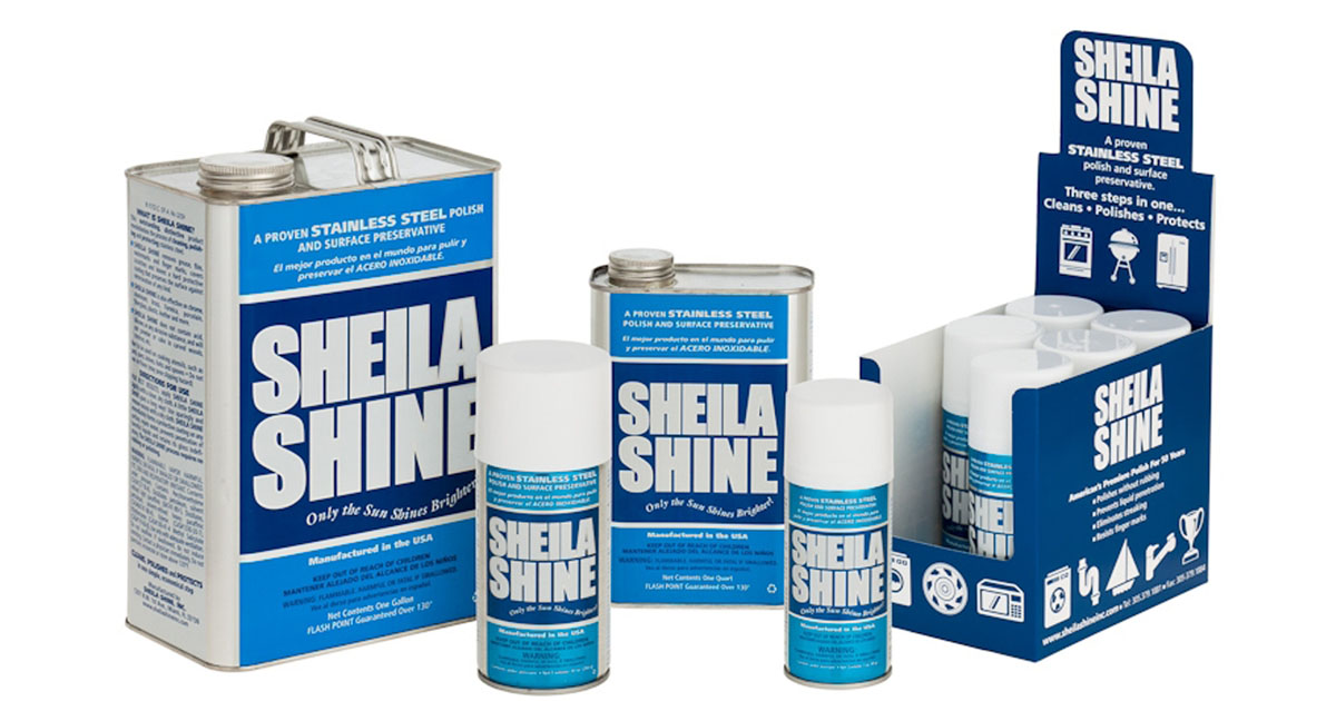 Sheila Shine Inc.