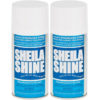 SheilaShineCleanerPolish-10ozAerosol-2 Pack